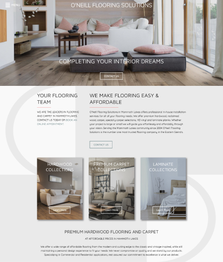 services-web-design-oneill-flooring