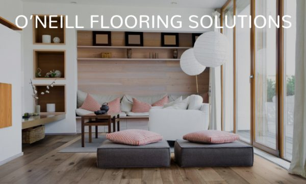 O'Neill Flooring Solutions in Mammoth Lakes website by Shugart Connections