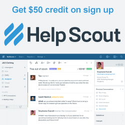 Help Scout Help Desk Software